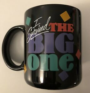 I-Survived-The-Big-One-Birthday-Retirement-Heartattack-Hallmark-Coffee-Mug-B66