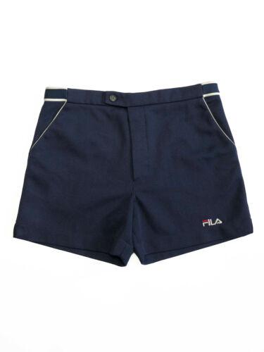 Fila Vintage 70s Tennis High Cut Cotton Shorts Siz