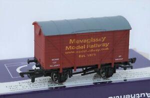 Dapol-OO-Gauge-Vent-Van-039-Mevagissey-Model-Railway-039