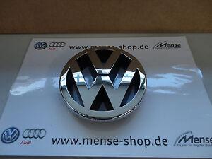 VW-Emblem-Kuehlergrill-Chrom-3C0853600A-MQH-Golf-Tiguan-Passat
