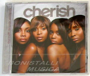 CHERISH-UNAPPRECIATED-CD-Sigillato