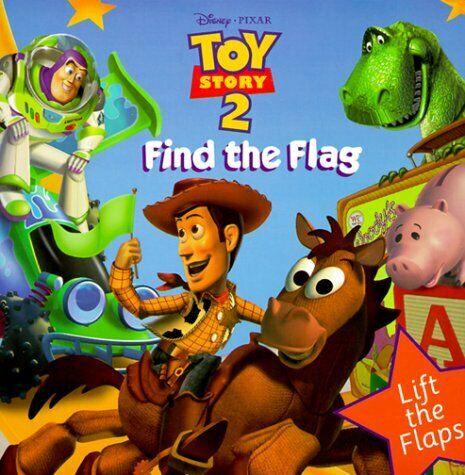 Find the Flag  Disney Pixar Toy Story 2