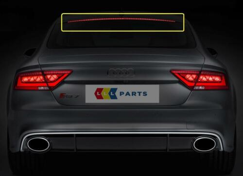 Audi A7 4G 2011-2016 neuf origine troisième 3RD led frein stop light 4G8945097