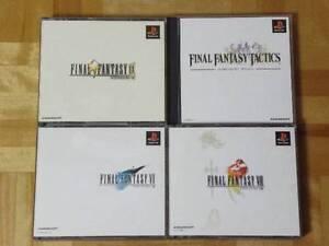 PS1-Final-Fantasy-VII-VIII-IX-Tactics-set-FF-7-8-9-Japan-PS-PlayStation-1-F-S