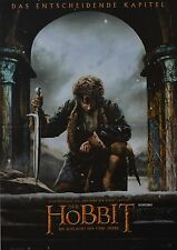 DER HOBBIT - A3 Poster (ca. 42 x 28 cm) - Film Plakat Clippings Fan Sammlung NEU
