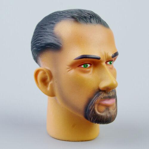 Dragon 1//6 Soldier Head Body Model Man Doll Custom Head Sculpt Male Figure