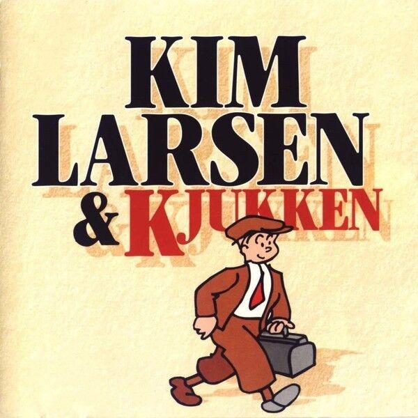 Kim Larsen & Kjukken: Kim Larsen & Kjukken, rock