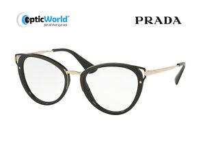 e2ebae23d13 Image is loading Prada-PR53UV-Designer-Spectacle-Frames-with-Case-All-