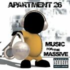 Music for the Massive [PA] by Apartment 26 (CD, Feb-2004, Atlantic (Label))
