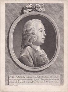 Portrait-XVIIIe-Antoine-Louis-Physiologiste-Chirurgien-Legiste-Affaire-Calas