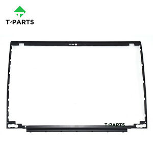 New For Lenovo Thinkpad T580 P52S LCD Front Bezel Cover Black With IR