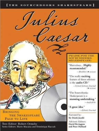 Very Good, Julius Caesar (Sourcebooks Shakespeare), Shakespeare, William, Book