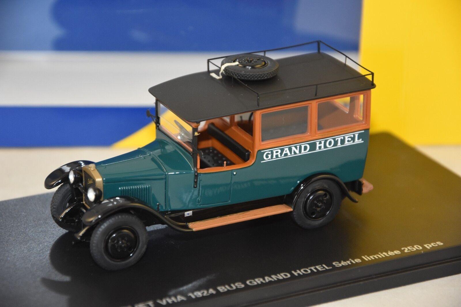 PERFEX 325 - BERLIET VHA 1924 GRAND HOTEL  1/43