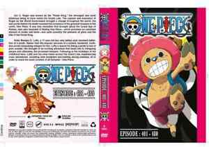 Details about One Piece Box 6 (Episode 401-480) English Dub