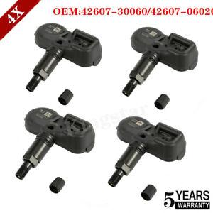 4x-Tire-Pressure-Sensor-TPMS-42607-30060-For-Toyota-Camry-Lexus-GS350-PMV-C010