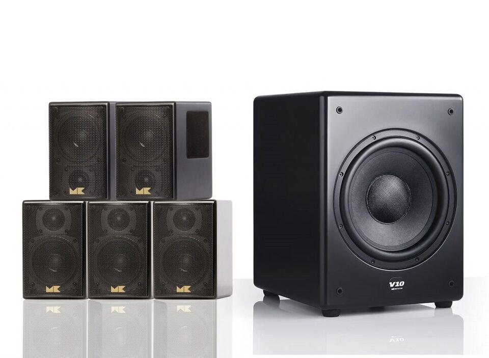 M&K Sound 5.1 M Movie system