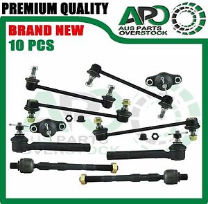 Ball Joint Tie Rod End Stabilizer Sway Bar Link For Kia Sportage Km