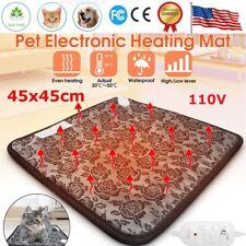 iMountek Pet Warmer Electric Heating Mat for Dogs, Cat