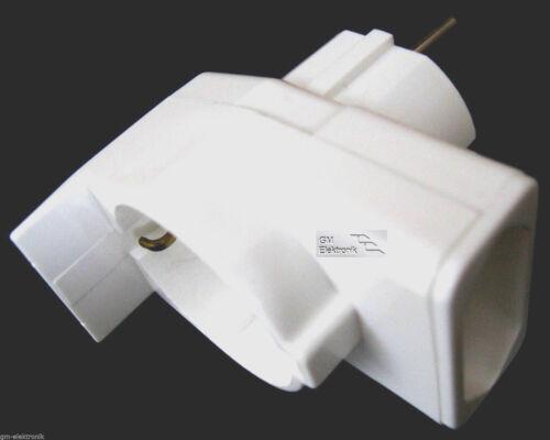 RolloTron für elektrische Gurtwickler//Jalousie Kombi Duplex Stecker