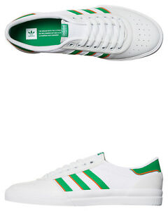 New-Adidas-Originals-Skate-Men-039-s-Lucas-Premiere-Adv-Shoe-Rubber-Synthetic-White