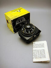 Vintage Airguide Model 99 Auto Compass Accessory Truck Car Boat