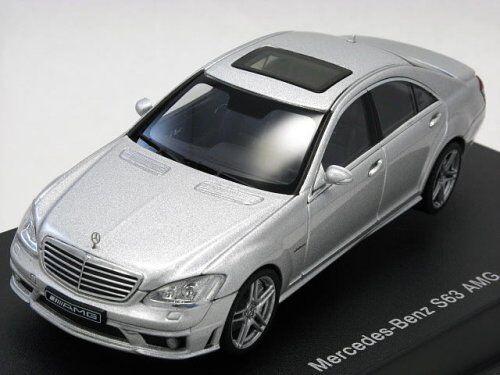 Autoart 56206 Mercedes-Benz S63 AMG plata 1 43