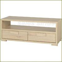 Wooden Tv Stand Cabinet Entertainment Centre Media Unit Plasma Flat Screen Wood