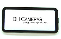 Canon 6d Top Lcd Cover Glass Protector For Digital Camera Lcd Windows Cb3-9301