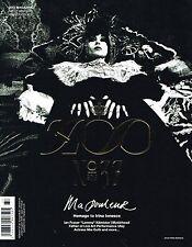ZOO MAGAZINE #37 IRINA IONESCO Motorhead Lemmy Kilmister MIA GOTH Bo Don @NEW@