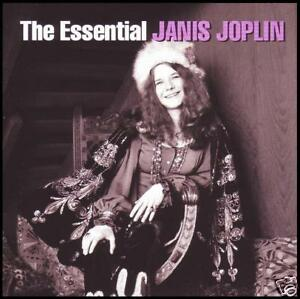 JANIS-JOPLIN-2-CD-THE-ESSENTIAL-D-Rem-CD-BEST-OF-GREATEST-HITS-60-039-s-NEW
