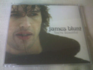James Blunt You Re Beautiful Uk Cd Single Ebay