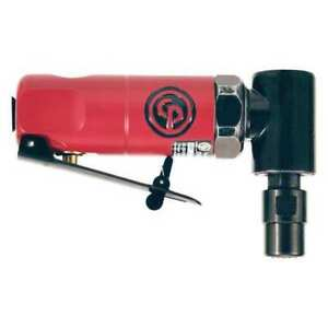 CHICAGO-PNEUMATIC-CP875-1-4-034-NPT-Right-Angle-Air-Die-Grinder-22500-rpm