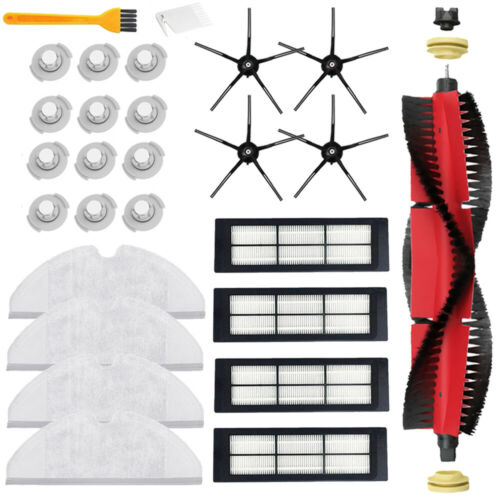 FILTER For Xiaomi Roborock S6//S5 Max S60//S65 Parts SIDE BRUSH MOP Kit New