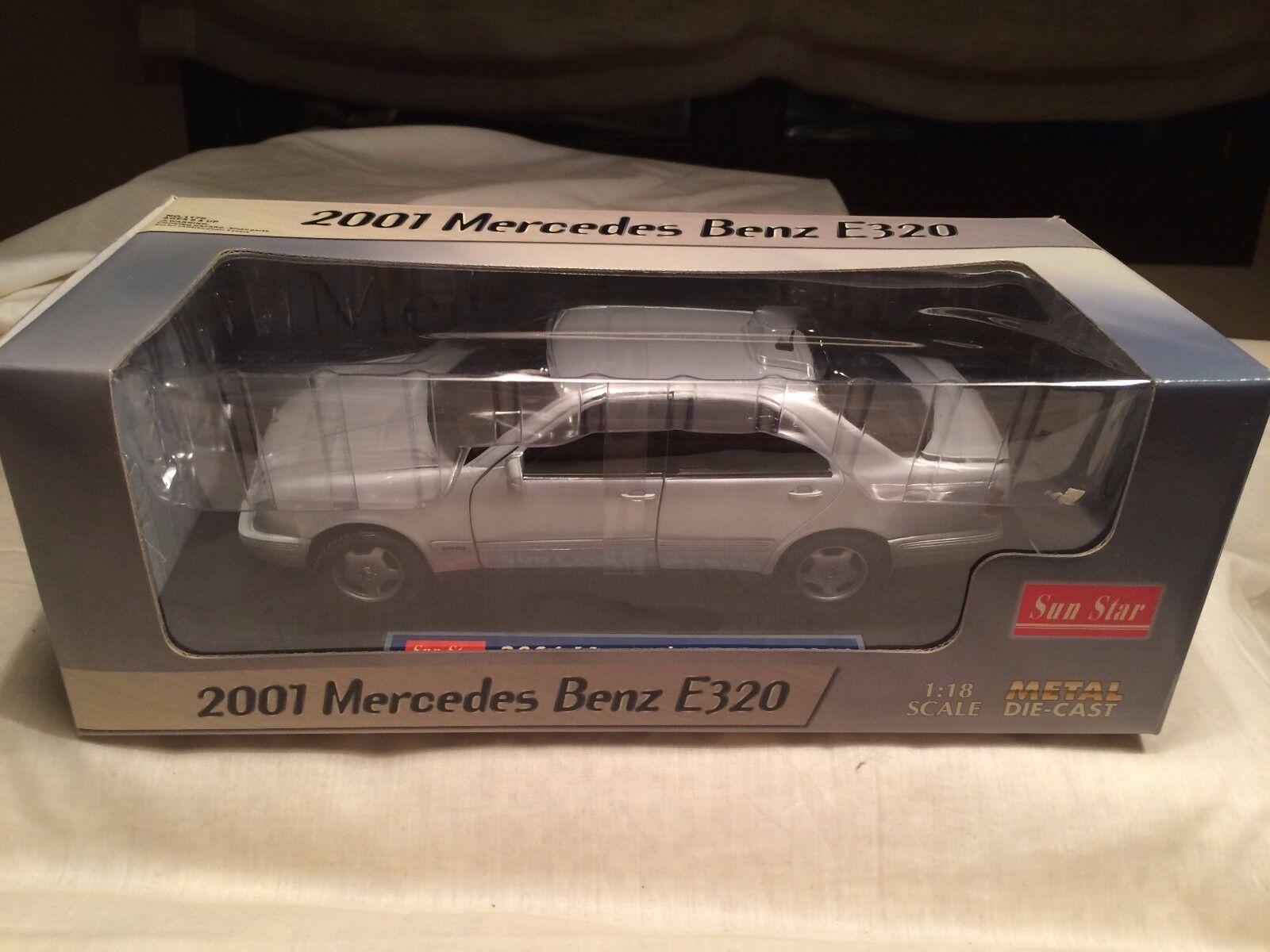 miglior reputazione Mercedes Benz Benz Benz E 320 Sun Estrella 1170 1 18 scale  Garanzia di vestibilità al 100%