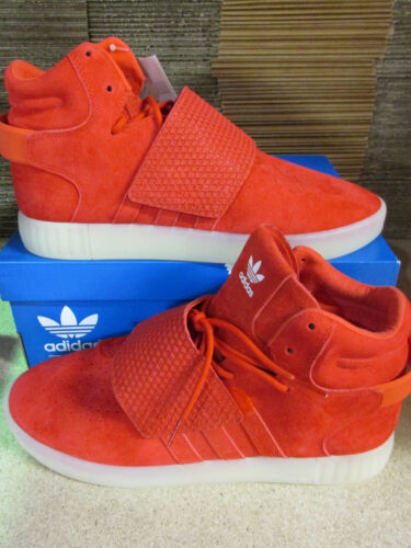 Top Zapatillas Hi Bb5039 deporte Strap Tubular Originals de Zapatillas Invader Adidas 1wrY1qR