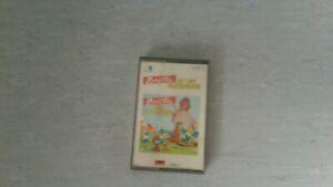 rare-1982-K7-CASSETTE-AUDIO-tape-034-DOROTHEE-les-SCHTROUMPFS-bd-034-port-gratuit