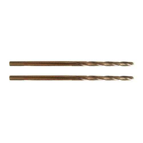 2 Pack Norseman 49020 2mm Metric Jobber Length Drill Bit