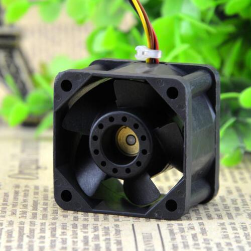 1PC Sanyo 109P0412NH3L4 12V 0.195A 4028 4CM 4 wire waterproof cooling fan