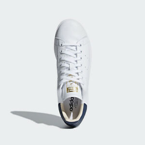 wholesale dealer 41bad b6764 Image is loading Women-Adidas-CQ2201-Stan-smith-Running-shoes-white-