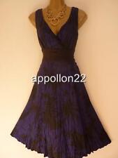 Monsoon VANESSA Oriane Silk Dress sz 12 Wedding/Coast