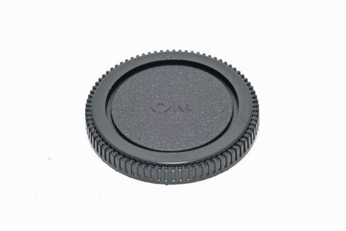 Olympus /& Panasonic 4//3 no Micro Tapa Trasera Montaje Tapa trasera de objetivo conjunto de tapa del cuerpo