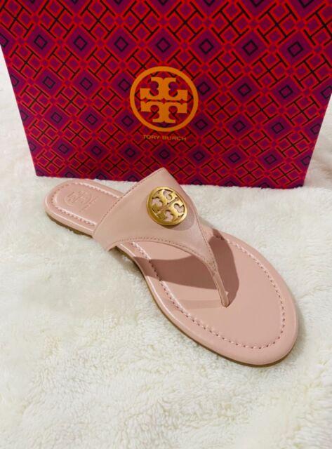 Tory Burch Benton Glat Thong Sandal