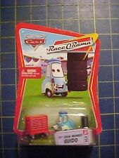 New Disney Pixar Cars Diecast Pit Crew Member Guido #34 WOC World of Cars Toy