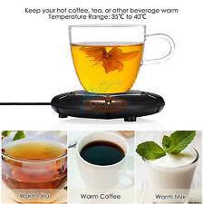 Portable Desktop USB Coffee Warmer - Tea, Cup, Mug, Candle, Wax Warmer Pad