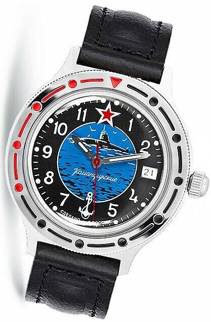 Russian watch VOSTOK Komandirskie mechanical automatic - 921163
