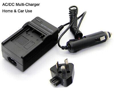 DCR-TR7100E Battery Charger for Sony DCR-TR7000E DCR-TR8000E DCR-TR8100E Handycam Camcorder