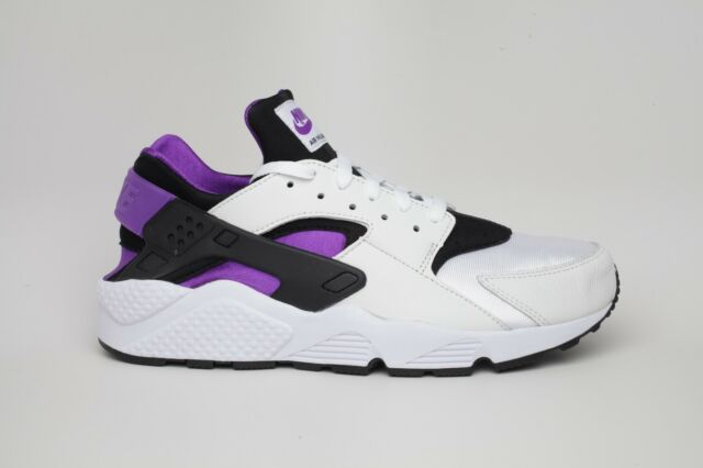 size 40 955ea 119d7 Nike Air Huarache Run '91 QS Ah8049 001 Air Max Air Jordan Purple Sz 11