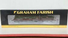 Graham Farish N Gauge 372-182 CITY OF BIRMINGHAM 46235 BR Green Late 6DCC NEW