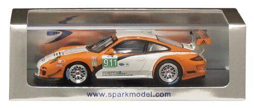 Porsche 997 gt3 R Hybrid 2.0 2.0 2.0 2011 1 43 Model s3389 Spark Model bea23b