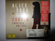 ALICE SARA OTT - CHOPIN - COMPLETE WALTZES - DEUTSCHE GRAMMOPHON - NEW